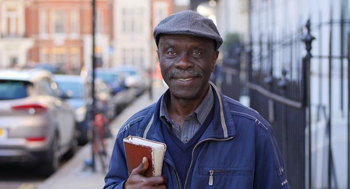 Street Preacher Pastor Oluwole Illesanmi